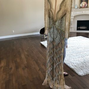 Dresses & Skirts - Saiid Kobesy beaded dress worn once